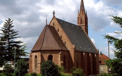 Rochuskapelle in Bad Schönborn