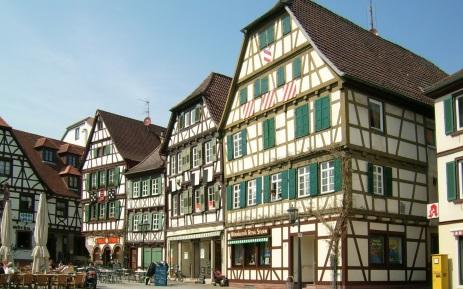 Marktplatz Bretten