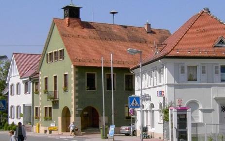 Spielberger Rathaus