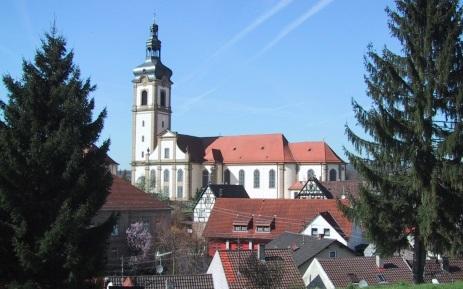 St. Michael in Östringen-Odenheim
