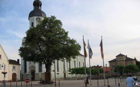 Sankt-Marien-Kirche in Philippsburg
